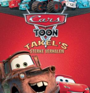 Cars - Toon takel's sterke verhalen