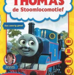 Thomas de stoomlocomotief - Een smerig geval
