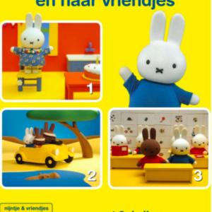 Nijntje en haar vriendjes (3DVD)