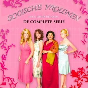 Gooische vrouwen: de complete serie