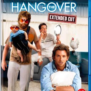 The Hangover (blu-ray) (ingesealed)