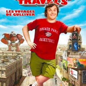 Gulliver's travels (ingesealed)