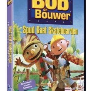 Bob de Bouwer: spud gaat skateboarden (ingesealed)