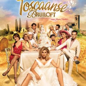 Toscaanse bruiloft (ingesealed)