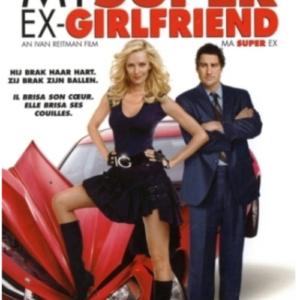 My super ex-girlfriend (ingesealed)