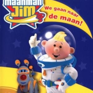 Maanman Jim: We gaan naar de maan!