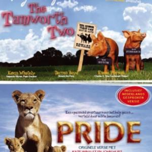 Legend Of Tamworth Two & pride