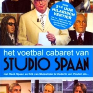 Het voetbal cabaret van Studio Spaan