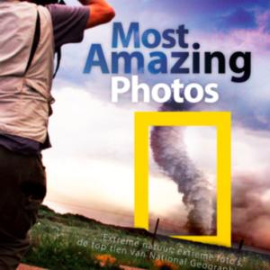 National Geographic: Most amazing photo's (ingesealed)
