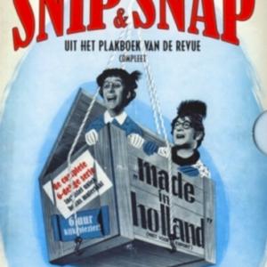 Snip en Snap uit het plakboek van de revue
