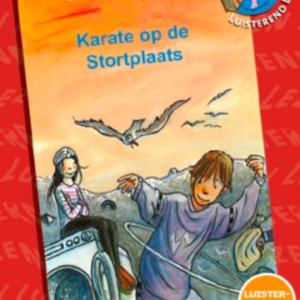 Karate op de stortplaats (luisterboek)