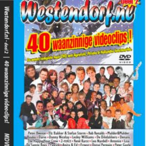 Westendorf.nl 40 waanzinnige videoclips (ingesealed)