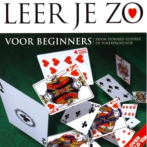 Pokeren leer je zo -voor beginners- (ingesealed)