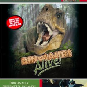 Dinosaurs alive (blu-ray)