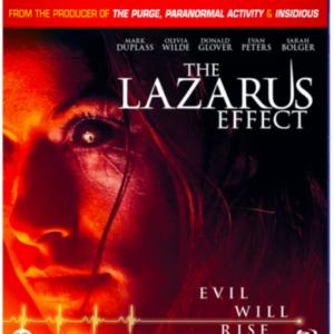 The Lazarus effect (blu-ray)