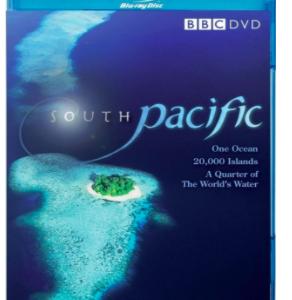 BBC amazing earth: south pacific (blu-ray)