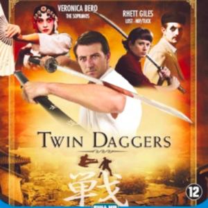 Twin Daggers (blu-ray)