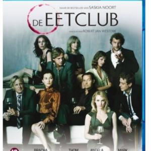 De eetclub(blu-ray)