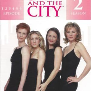 Sex and the city seizoen 2, deel 1 (ingesealed)