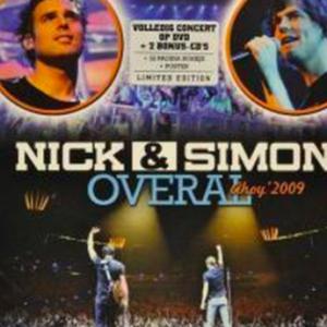 Nick & Simon Overal (Ahoy 2009)
