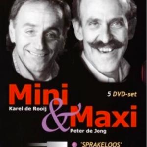 Mini & Maxi: 35 jaar TV & Theater!