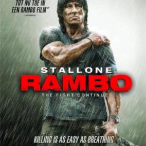 Rambo IV (blu-ray)