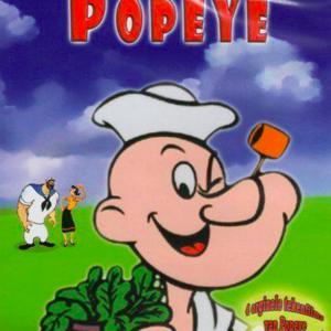 Originele Tekenfilm klassiekers: Popeye (ingesealed)