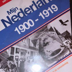 Mijn Nederland 1900-1919 (ingesealed)