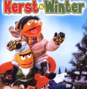 Sesamstraat Kerst Winter