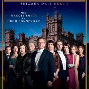 Downton Abbey seizoen 3, deel 2