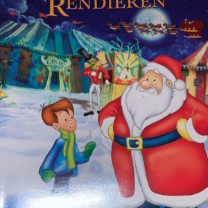 De Kerstman en de verdwenen Rendieren
