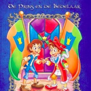 De prins en de bedelaar (ingesealed)