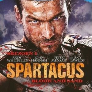 Spartacus seizoen 1 (blu-ray)