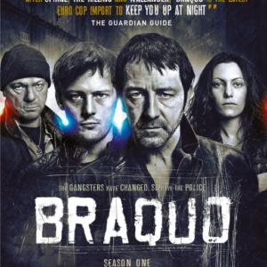 Barquo seizoen 1 (blu-ray)