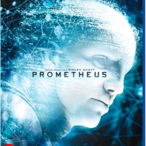 Promotheus (blu-ray)