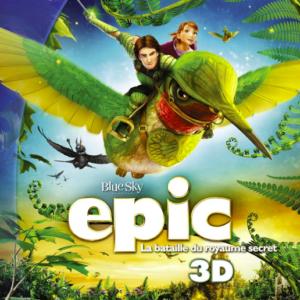 Epic 3D (blu-ray)