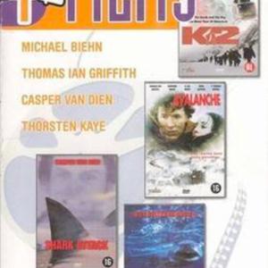 4 topfilms op DVD