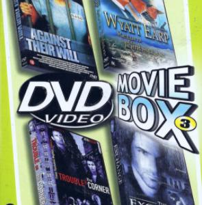 Moviebox deel 3: 4 actiefilms in 1 fantastische box