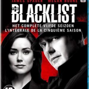 The Blacklist seizoen 5 (blu-ray) (ingesealed)