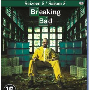 Breaking bad seizoen 5 (blu-ray)