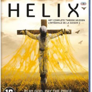 Helix seizoen 2 (blu-ray) (ingesealed)
