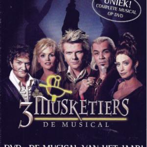 3 Musketiers: de musical